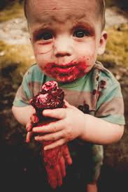 9 Month Baby Halloween Costumes Zombie Costume Wrong Secretly Child Knowing