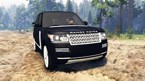 land rover vogue land rover range rover vogue l405 for spin tires