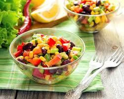 recette de cuisine mexicaine facile recette salade mexicaine facile