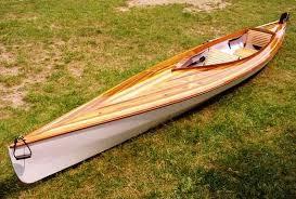 Free Wood Canoe Plans Pdf by Cedar Strip Decked Mill Creek Fyne Boat Kits