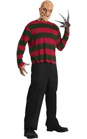 Ms Krueger Halloween Costume Freddy U0026 Krueger Combination Jokers Masquerade