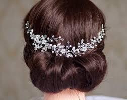 wedding hair wedding hair wreaths tiaras etsy