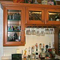 Kitchen Wall Cabinets With Glass Doors Furniture Cool Ideas Of Cabinet With Glass Doors Kropyok Home