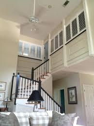 Hallway Window Ideas Enclosing An Upstairs Loft With A Interior