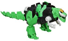 Sainsburys Halloween Voice Changer by Transformers Robots In Disguise 3 Step Change Grimlock Action