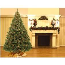 9 pre lit westchester deluxe pine tree sears