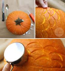 make a mermaid pumpkin for halloween alpha mom
