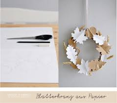14 diy paper decorations for fall and thanksgiving shelterness