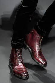 shoes trend milan men fall winter 2010 11