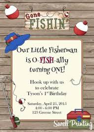 Nautical Theme Birthday Invitations - first birthday fishing cake banner bunting the by bbahomemade