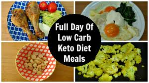 full day of low carb keto diet eating to get back into ketosis