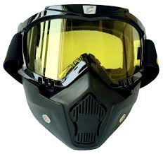 yellow motocross helmets aliexpress com buy 1set u00264colors new arrival mask goggles
