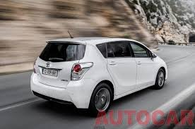 indian toyota cars toyota verso 7 seater mpv prospect for india indian cars