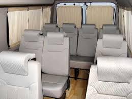 Van Seat Upholstery Am Auto Designers Car Tempo Traveller Buses Van Seats