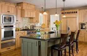 Maple Kitchen Island Best Way To Clean Maple Kitchen Cabinets U2014 Home Design Ideas
