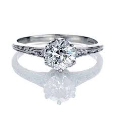 detailed engagement rings best 25 edwardian engagement rings ideas on unique