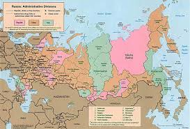 Moscow Russia Map Maps Of Russia Carte Monde Org