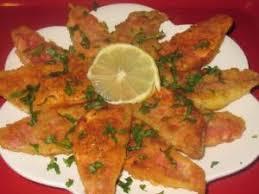 cuisiner rouget filet de rouget recette express par oumsohayb
