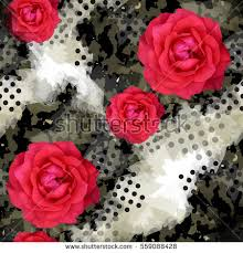 camo flowers flower camo stock images royalty free images vectors