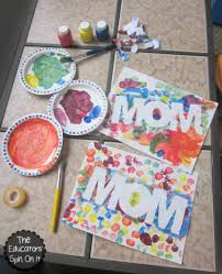 Homemade Mothers Day Cards by 30 Cheap Mother U0027s Day Crafts That Speak For Themselves Fun