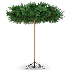 south eastern horticultural umbrella artificial christmas tree