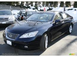 lexus es 350 for sale 2009 2009 lexus es 350 in black sapphire pearl 318866 jax sports