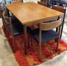Best Danish Modern Images On Pinterest Danish Modern - Danish teak dining room table and chairs