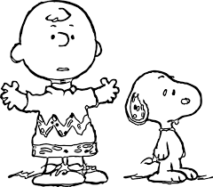 printable snoopy coloring pages wecoloringpage
