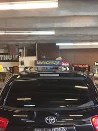 roof rack for toyota sequoia toyota sequoia rack installation photos