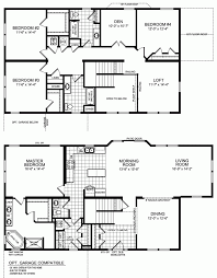 5 Bedroom Ranch House Plans House Plans With Floor For 5 Bedroom Interalle Com