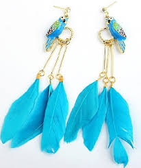different types of earrings 9 and feather earrings for feather jewelry