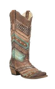 womens corral boots size 12 shop corral boots free shipping on boots cavender s