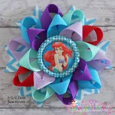 loopy bow 14 best monos images on hairbows flower hair bows and