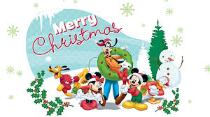 mery christmas mickey mouse mickey mouse pluto donald goofy minnie