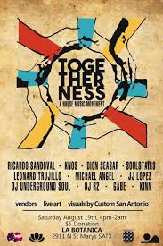 togetherness a house music movement in antonio at la
