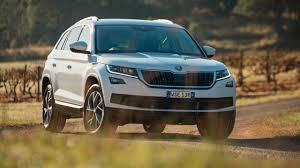 skoda kodiaq skoda kodiaq 140tdi diesel added to australian range chasing cars