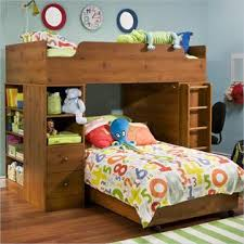 South Shore Bunk Bed South Shore Logik L Shaped Wood Loft Bunk Bed In