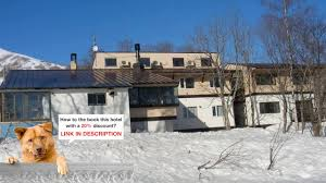 niseko pension bellary niseko japan best price guarantee youtube