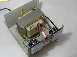 custom made isolation transformer electronics repair and