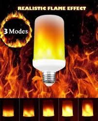 led flame effect fire light bulbs flickr led flame effect fire light led flame bulb e27 l 7w ebay