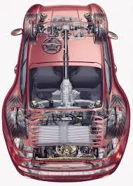 porsche 930 turbo engine 1997 porsche 911 turbo u2022 petrolicious