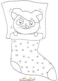 coloriage d u0027un hamster dans son lit tête à modeler