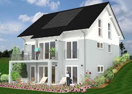 Massivhaus Einfamilienhaus Modell Wien Kiener Massivhaus Maxhütte