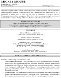 sle resume for mba application mba application resume sle 28 images pdf mba resume sle format