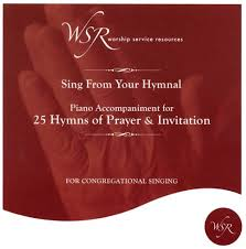 25 hymns of prayer u0026 invitation worship service resources