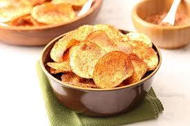 Cape Cod Russet Potato Chips - homemade salt and vinegar potato chips
