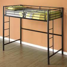 Bunk Bed Metal Frame Loft Information