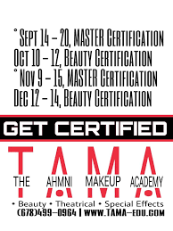 atlanta makeup classes 8 best last certification classes of 2015 get certified images