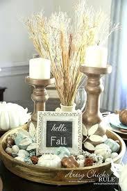 silk floral centerpieces dining table decorate ikea niture