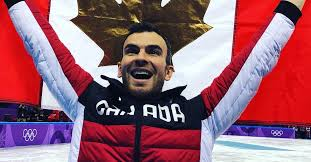medal gold hair products winter olympics 2018 eric radford has become the first openly gay
